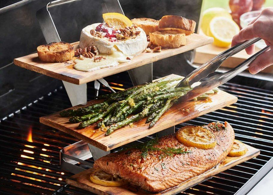 7 tools that will make grilling easier and your food tastier. You can do better than that basic tong-and-fork set.