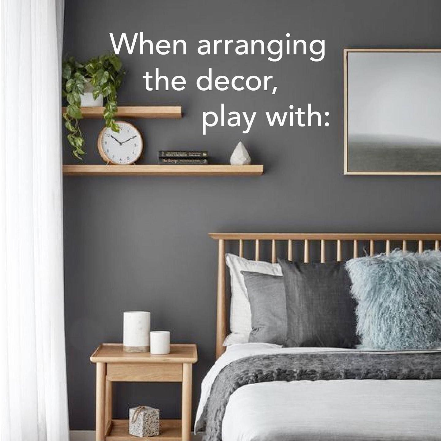 Feeling A Little Bored Of Your Surrounding Switch Things Up Renotalk Renotalksg Stayhome Stayhea In 2020 Bedroom Design Bedroom Wall Colors Small Bedroom Decor