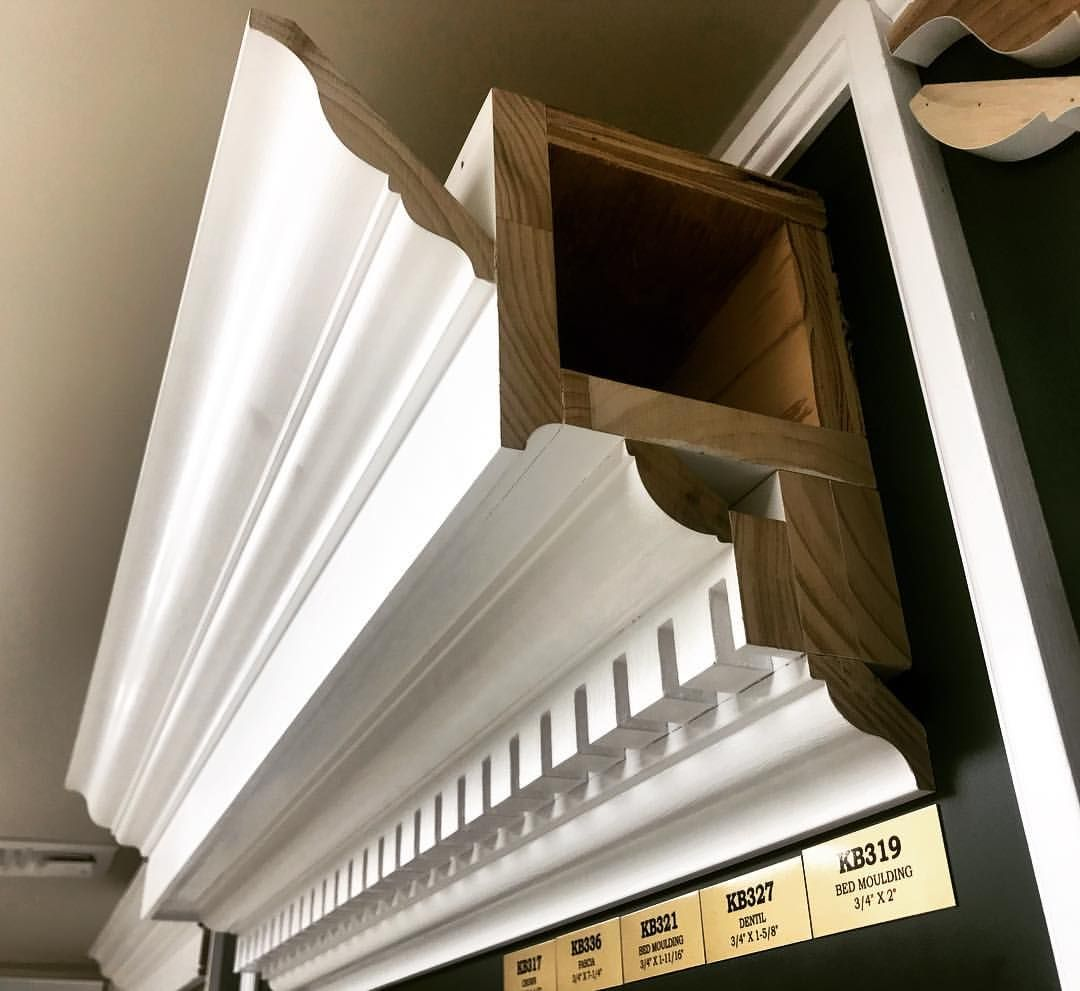 2 097 Likes 26 Comments Kuiken Brothers Company Inc Kuikenbrothers On Instagram Inside A Classical Corni Diy Exterior Trim Carpentry Moldings And Trim