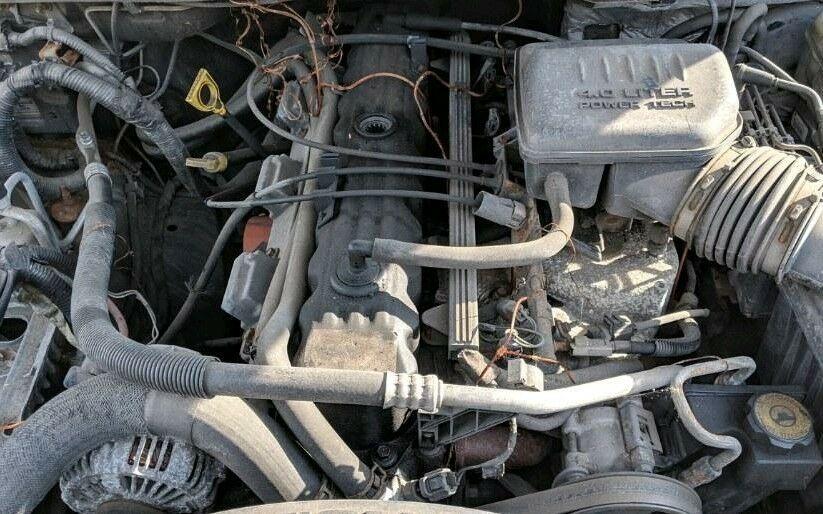 Ebay Sponsored Jeep Grand Cherokee 4 0 Engine Vin S 110000