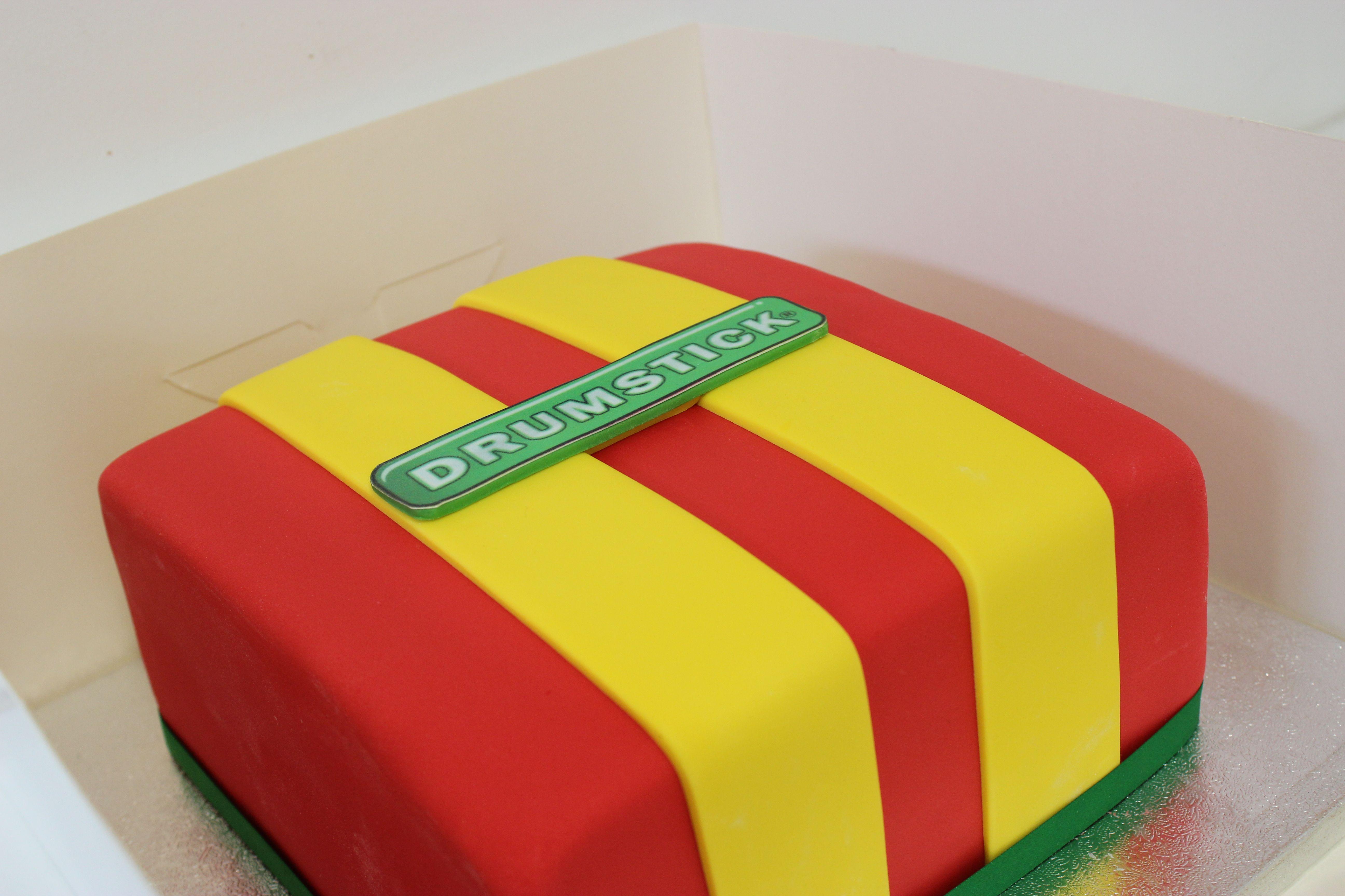 Star Wars Birthday Cakes Asda ~ Drumstick cake heylittlecupcake swizzels cakes