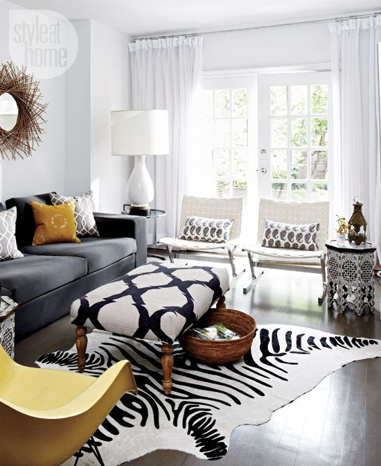 Interior eclectic exotic home style at home