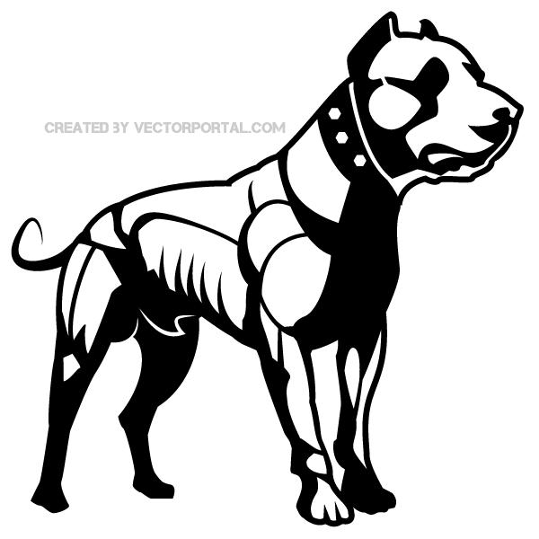 Dog Clip Art Dog Clip Art Pitbull Dog Dog Clip
