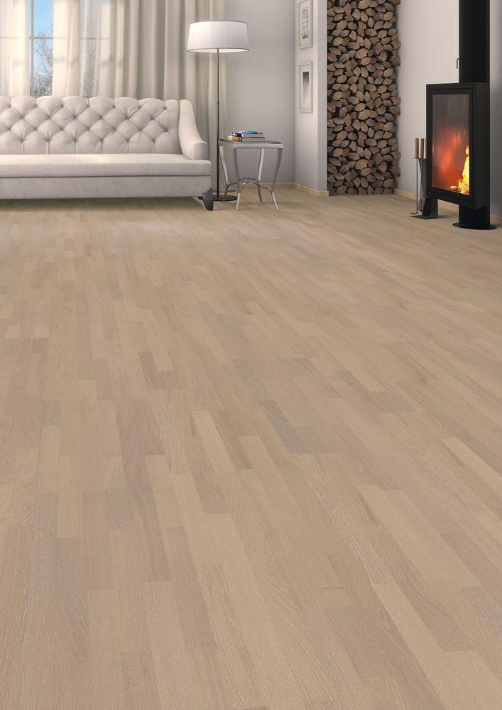 haro parkett 3 stab schiffsboden 4000 eiche perlgrau gekalkt strukturiert tundra lackiert in. Black Bedroom Furniture Sets. Home Design Ideas