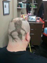 Mens Shaved Designs Dj S Style Salon In Cincinnati Ohio Haircuts For Men Mens Hairstyles