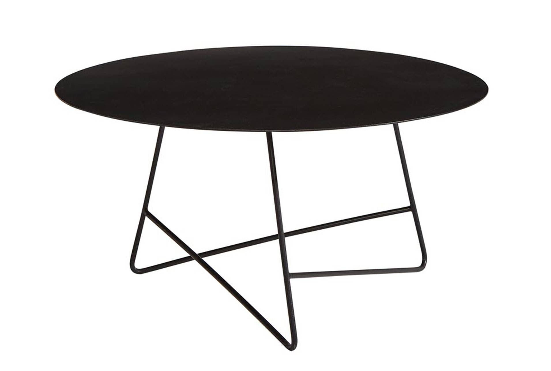 Magnolia Home Traverse Carbon Metal Round Coffee Table By Joanna Gaines Round Metal Coffee Table Round Black Coffee Table Black Coffee Tables [ 1288 x 1911 Pixel ]