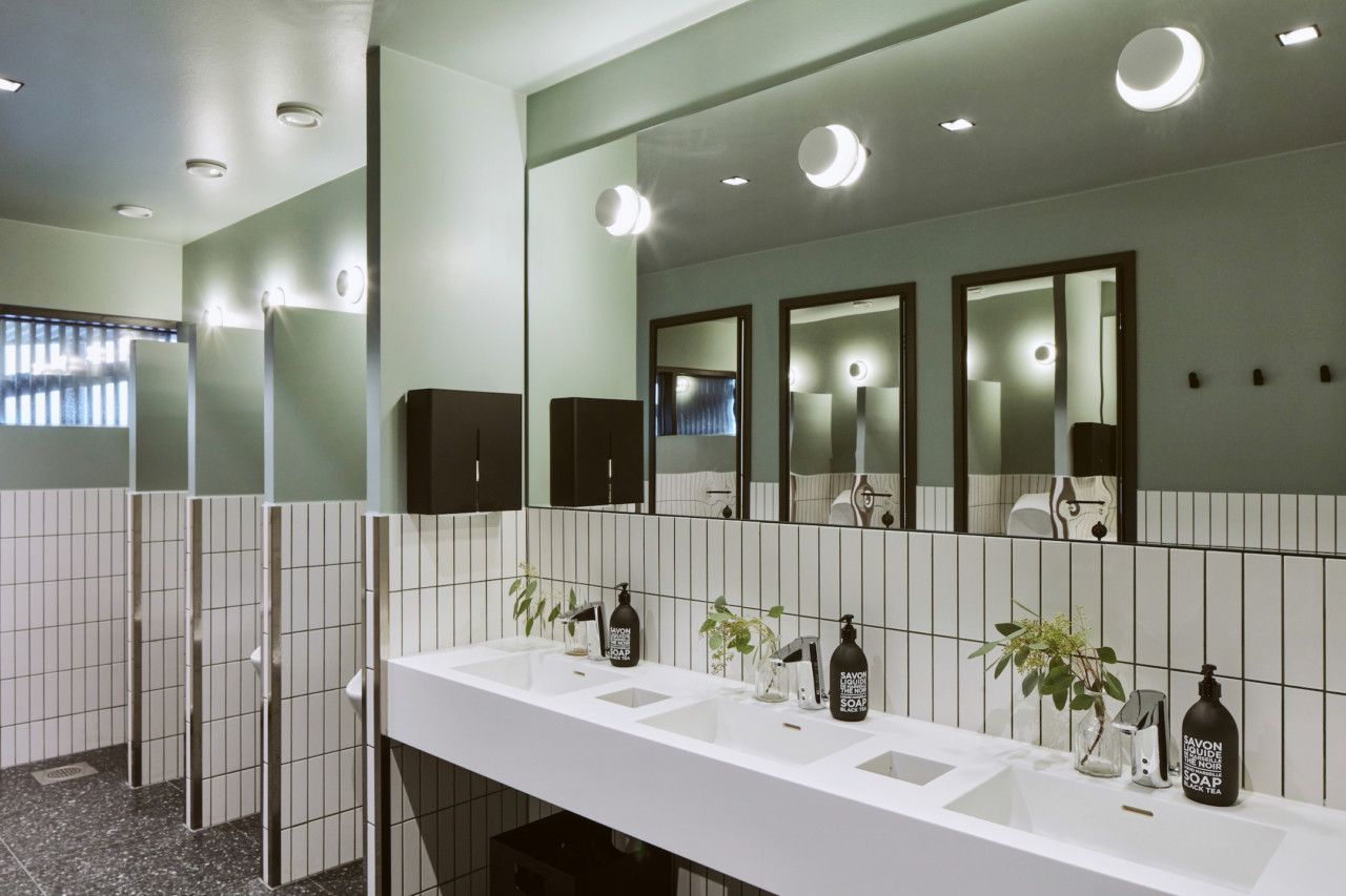 appealing modern bathroom tile designs   Fyra Wants Airport Hotels to Be as Appealing as Your Final ...
