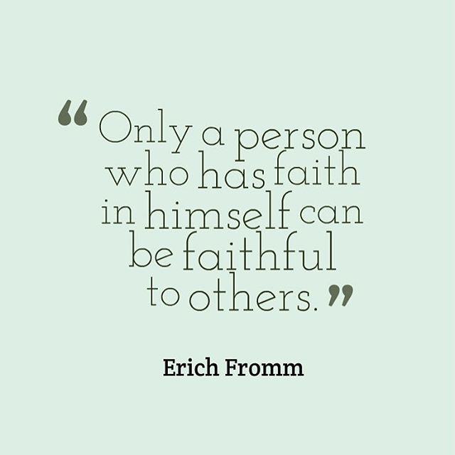 erich fromm personality theory