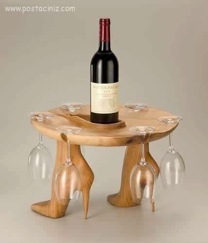Unusual And Creative Furniture Designs Decoracao De Vinho