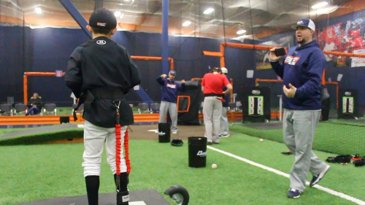 Youth Pitching Lesson 10 Mph Gain W Velopro Ncaa Coach Sean Taunt Baseball Training Ncaa Taunt