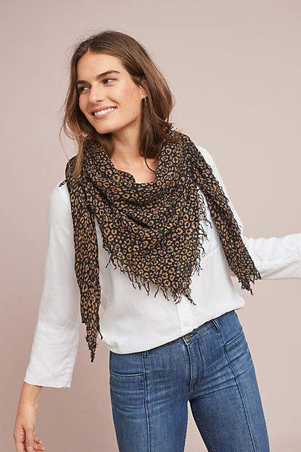 f01ab9a8b242 Chan Luu Leopard Cashmere Scarf #ad #AnthroFave #AnthroRegistry  Anthropologie #Anthropologie #musthave #styleinspiration #ootd #newarrivals  #outfitideas ...