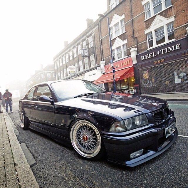 Bmw E36, BMW And BMW M3