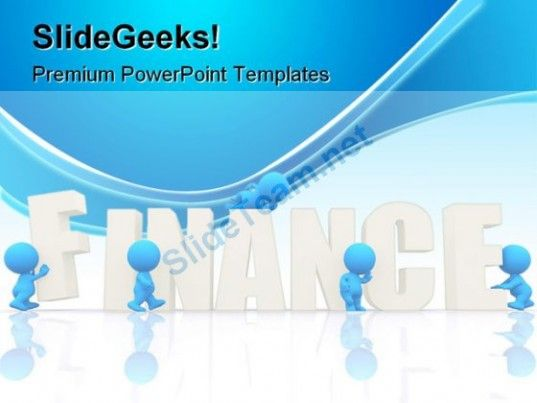 Finance People Powerpoint Background And Template 1210 Powerpoint