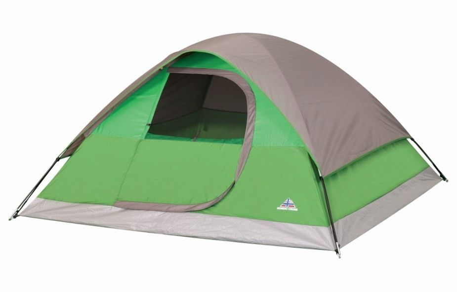 """Country Trails 3 Person Tent 7'x7'x42"""" DT77 