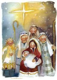 Resultado de imagen para pesebres navideños infantiles