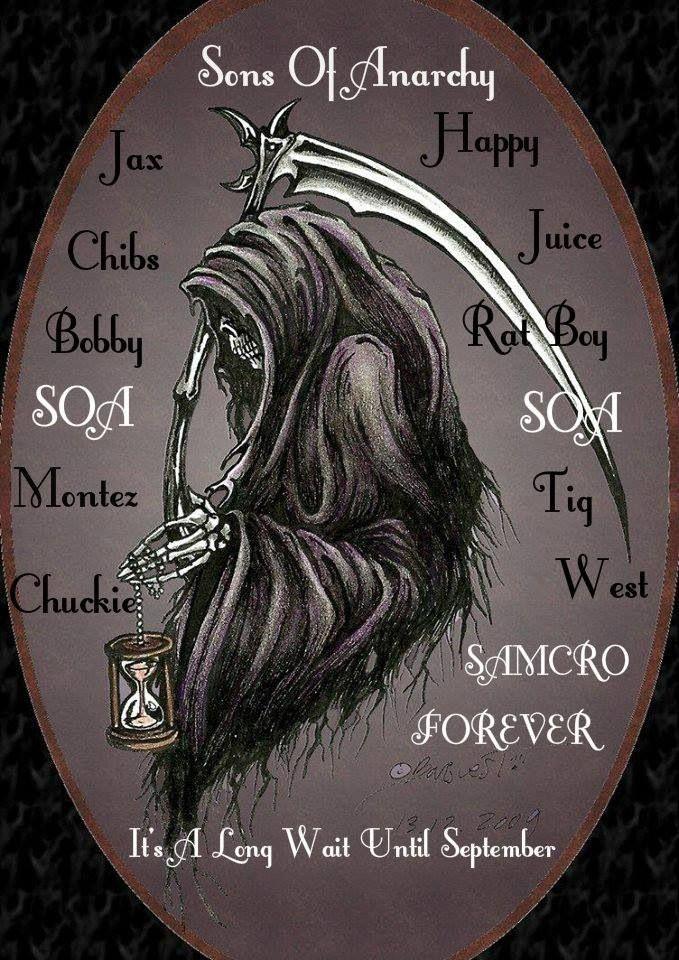 Reaper Crew S.O.A.