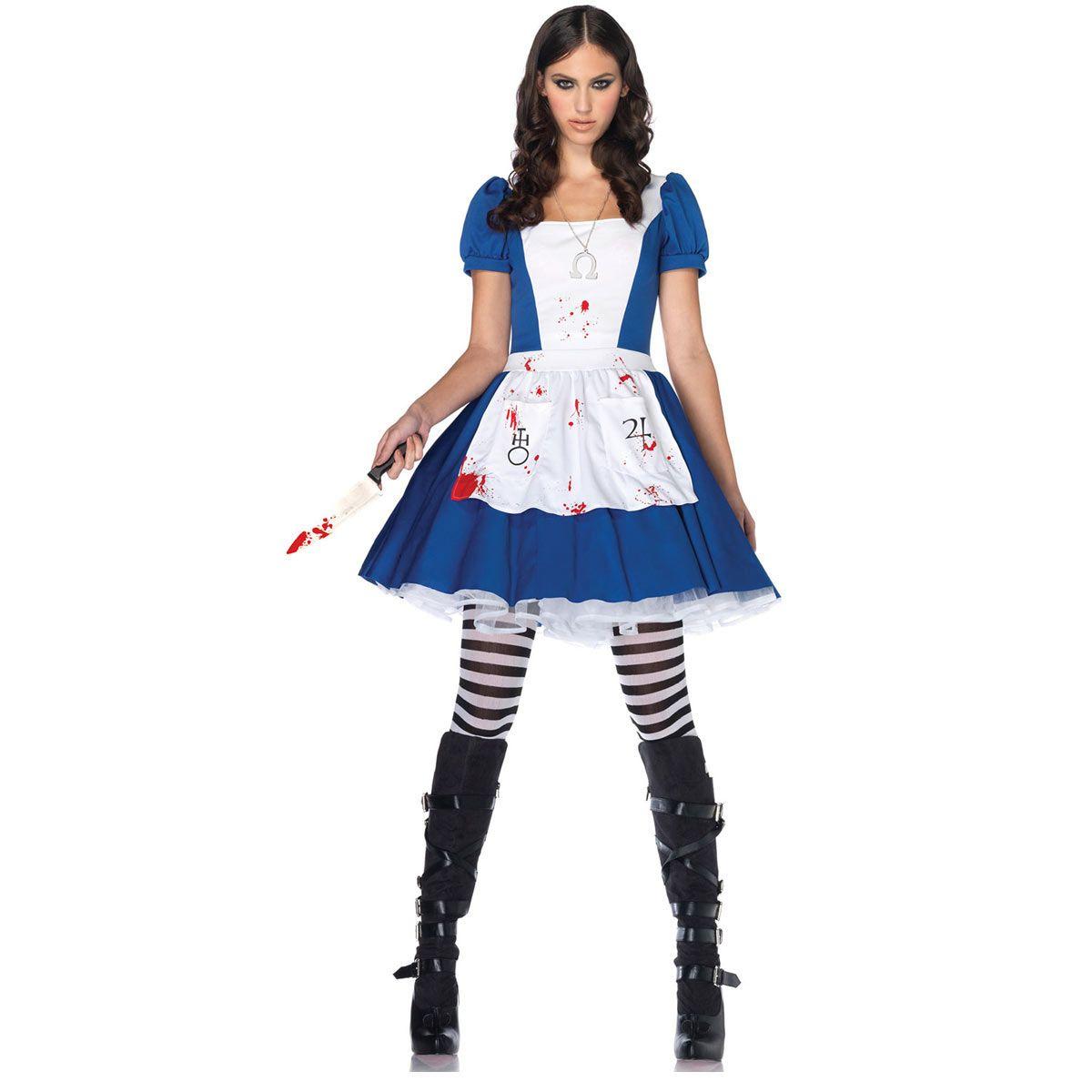 7e9d3b4a00 Disfraz chica Alice  Madness Returns. Alice Madness Returns
