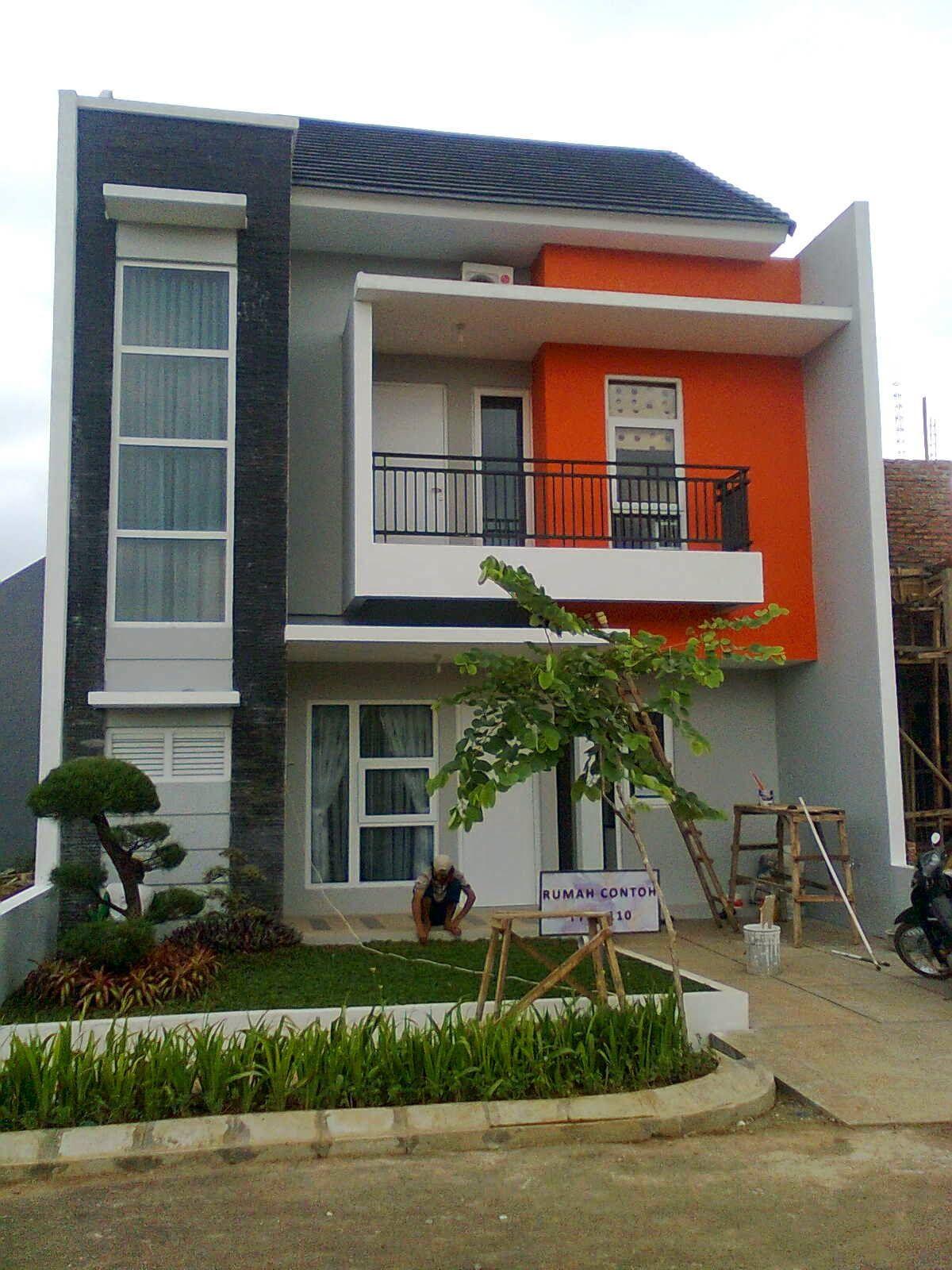 50 Desain Rumah Minimalis 2 Lantai Modern Terbaru