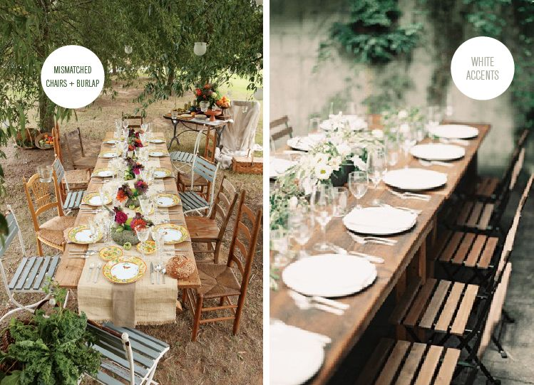 Exceptional Elegant Rustic Tablescape Ideas With