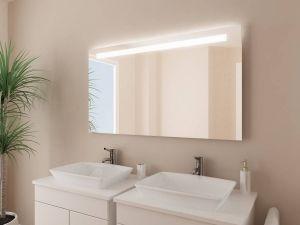 Badspiegel Mit Led Beleuchtung Namus M40l1 Badspiegel Led