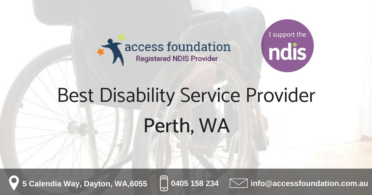 Looking for registered disability services in australia
