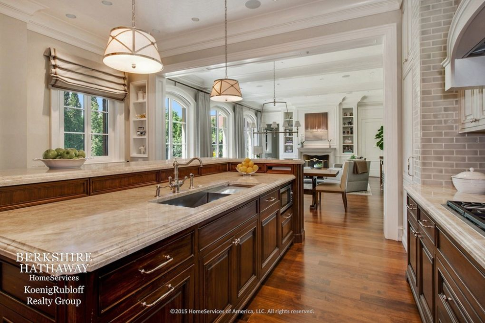 #LincolnPark #ChicagoHome #LuxuryHomes #Kitchen