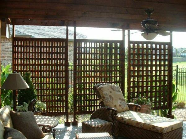 Sichtschutz Aus Holz Fur Balkon ? Patrial.info Balkon Sichtschutz Aus Holz