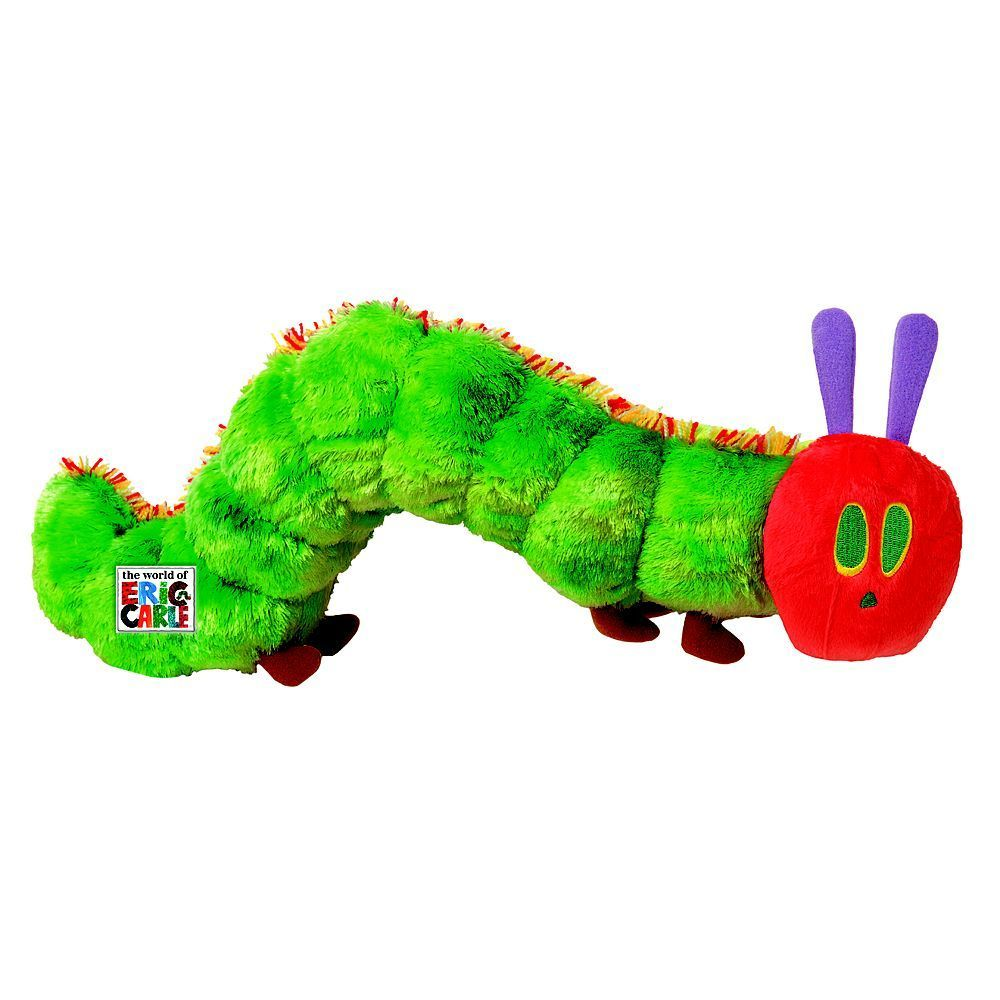 Kids Preferred The Very Hungry Caterpillar Plush Toy Hungry