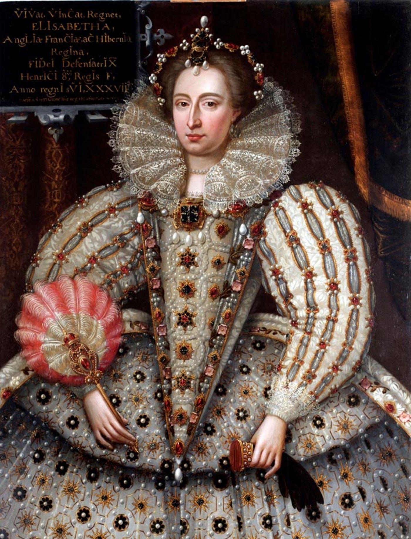 Elizabeth I Elizabeth i, Tudor history, Elizabethan era