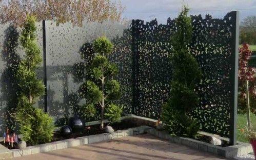 panneau feuillage screens et palissades pinterest panneau panneau jardin et chambre haute. Black Bedroom Furniture Sets. Home Design Ideas