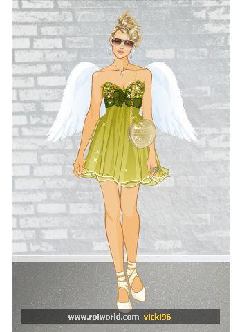 Fashion Makeover Challenge Roiworld Com Vicki S