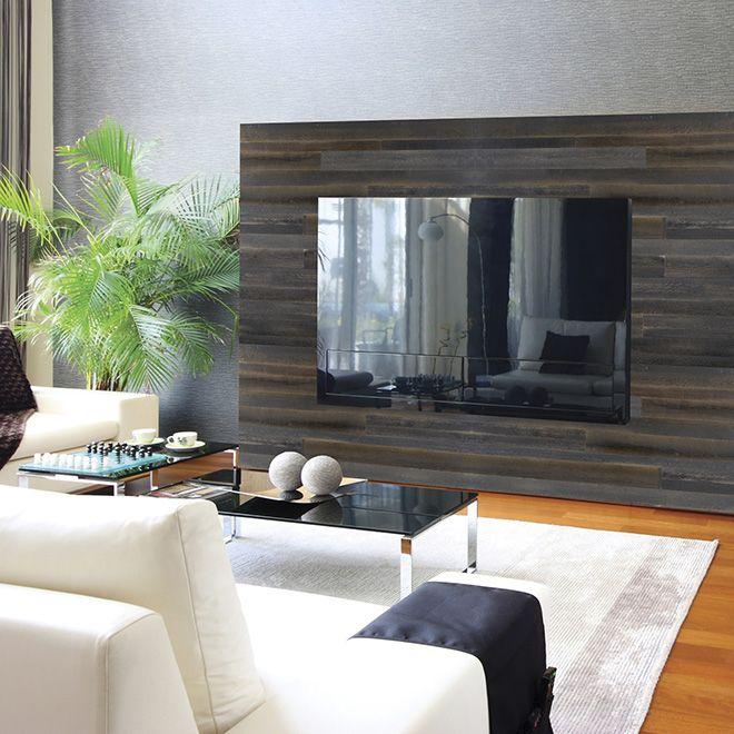 Antique decorative wall planks rona