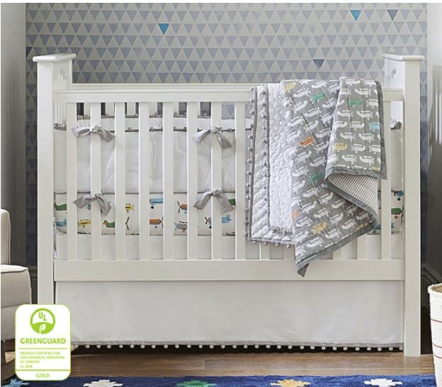 Best How To Create A Non Toxic Nursery Pottery Barn Kendall 400 x 300