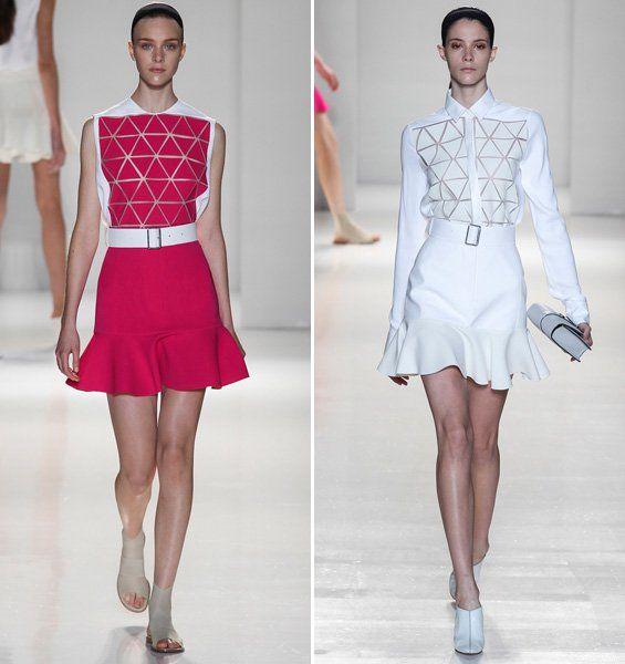 #kamzakrasou #sexi #love #jeans #clothes #coat #shoes #fashion #style #outfit #heels #bags Victoria Beckham a jej športová letná kolekcia