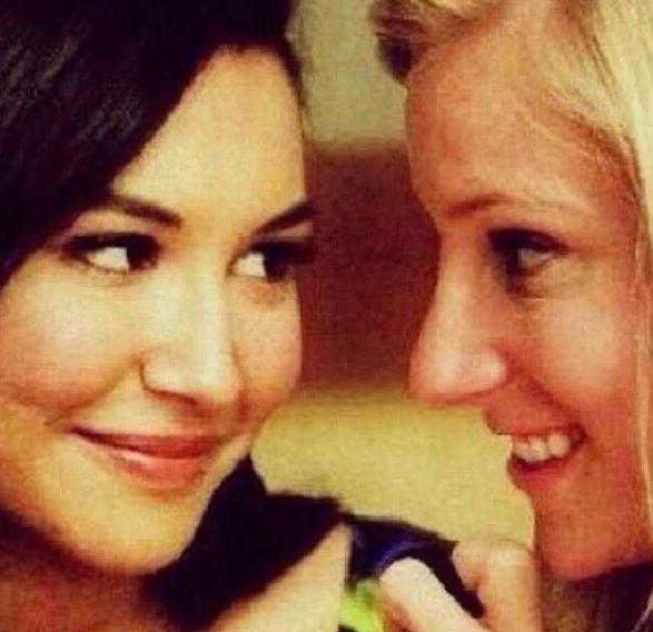 Brittany and Santana - Brittana