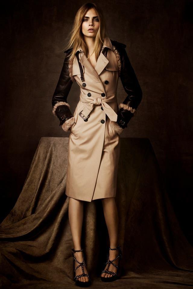 burberry femme les plus beaux trench et manteaux. Black Bedroom Furniture Sets. Home Design Ideas