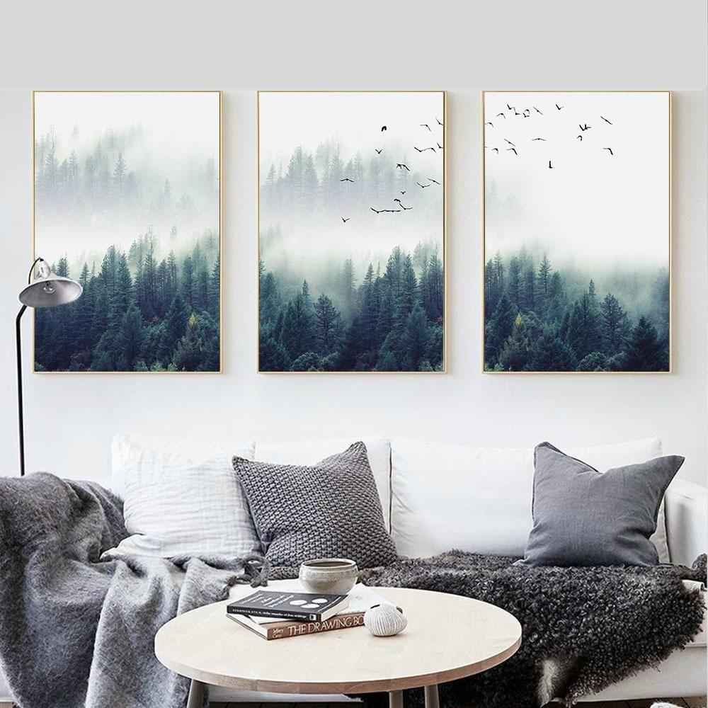 Daenerys Targaryen Poster 3PCS HD Canvas Print Home Decor Room Wall Art Picture