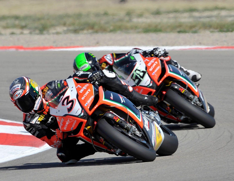 Aprilia Racing Superbike Miller USA Motogp race, Sport