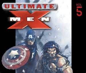 Ultimate x men: 5