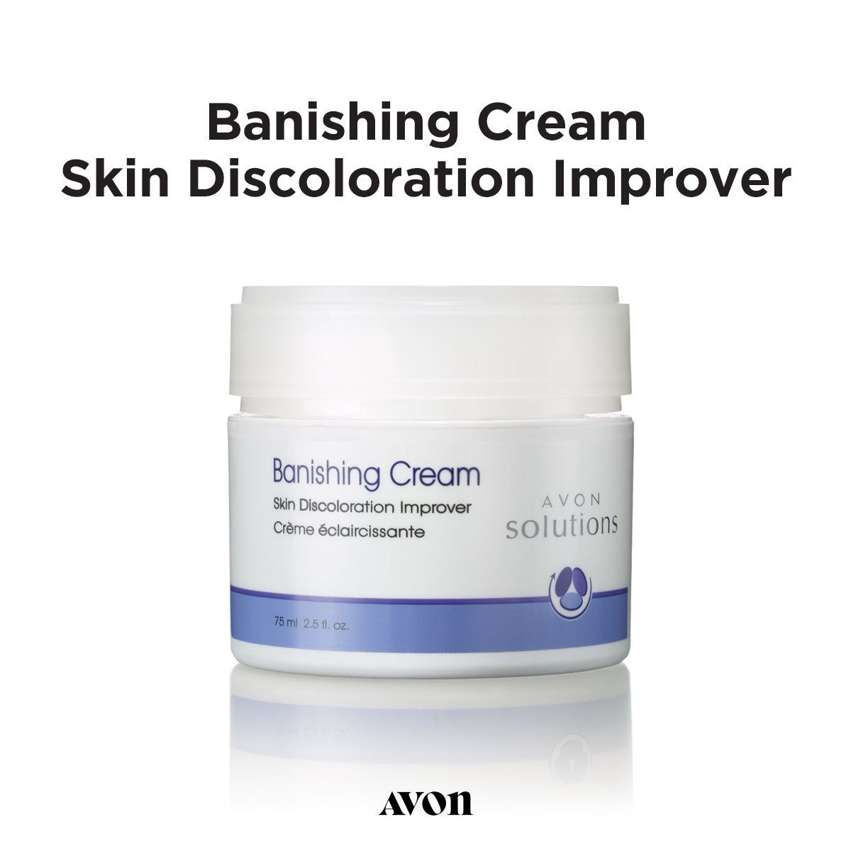 Solutions Banishing Cream Skin Discoloration Improver in ...