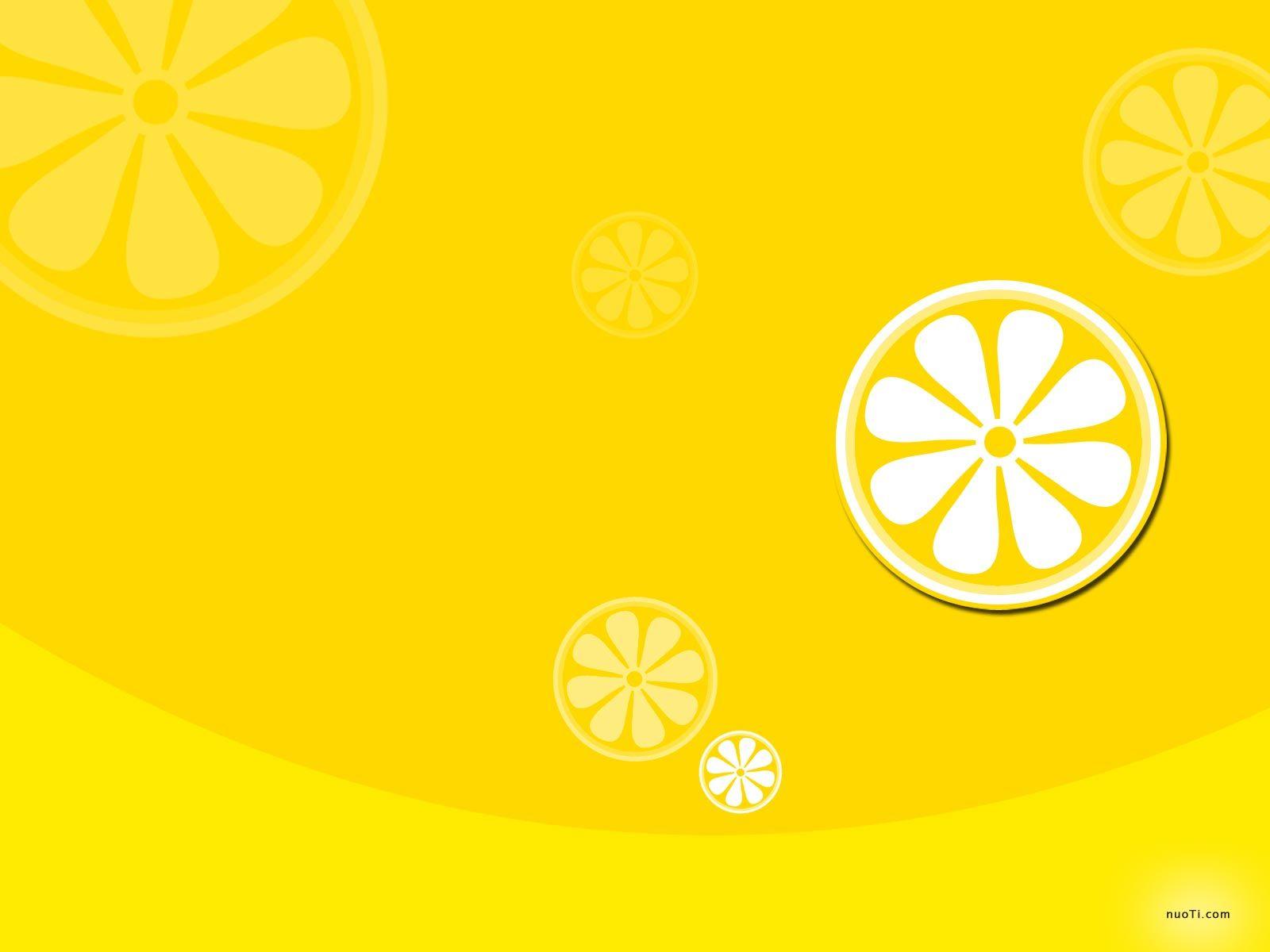 Yellow Girly Background Yellow Theme Yellow wallpaper