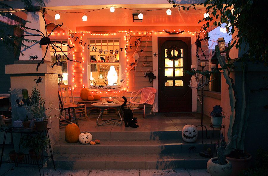 halloween decorations for the home pinterest