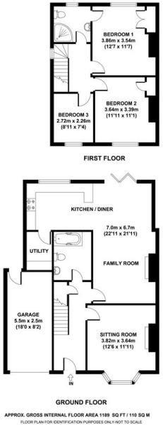 St clements floor plan 1930 39 s uk semi detached house in - Semi open floor plan ...