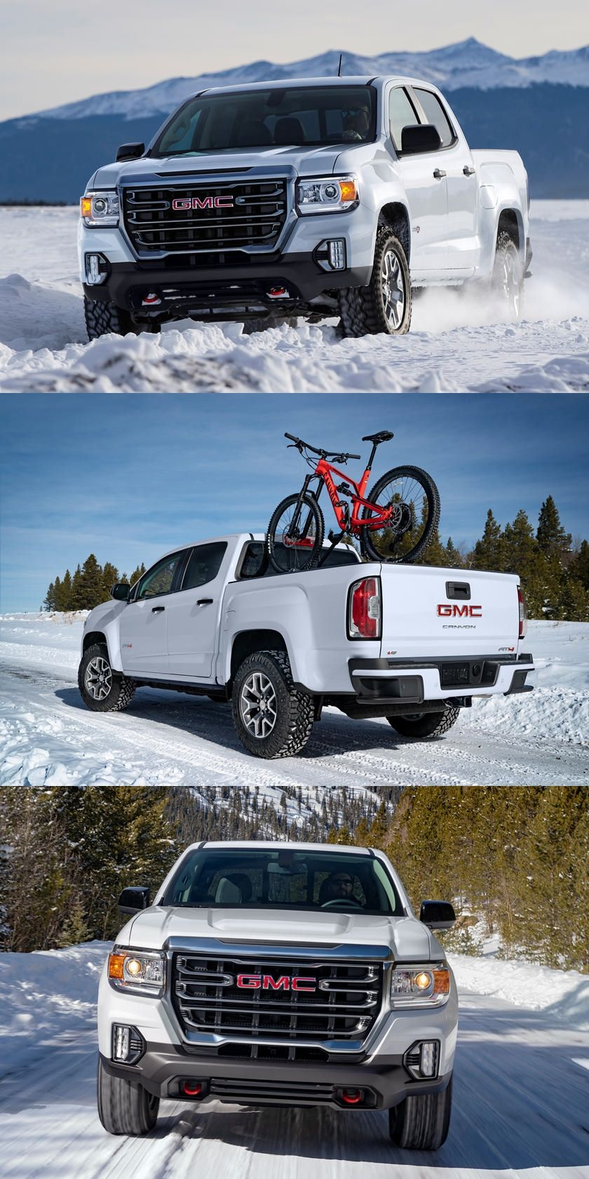 Presenting The 2021 Gmc Canyon At4 In 2020 Gmc Canyon Gmc
