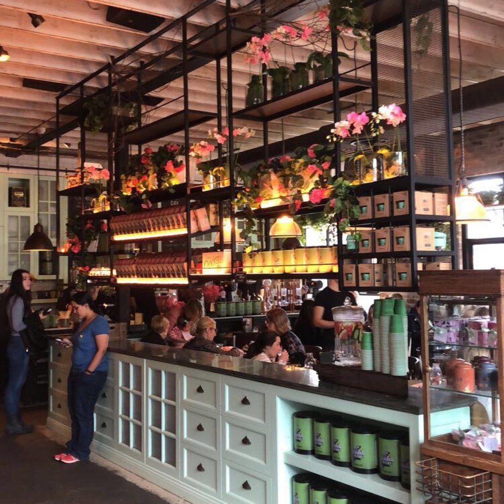 The Grounds of Alexandria, Sydney Restaurant Avis