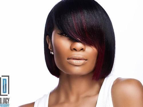 60 Showiest Bob Haircuts For Black Women In 2019