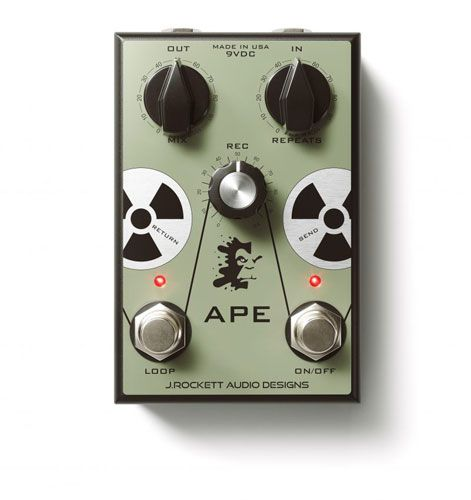 J. Rockett Audio Announces the APE