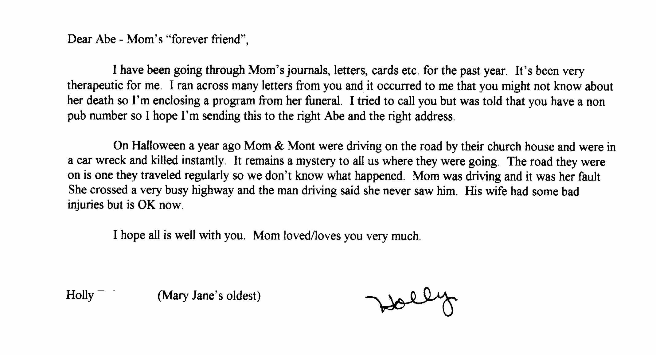 Appreciation Letter Your Mom Letters Thank Who Entertained Her Autistic  Daughter Flight Daily Mail Online