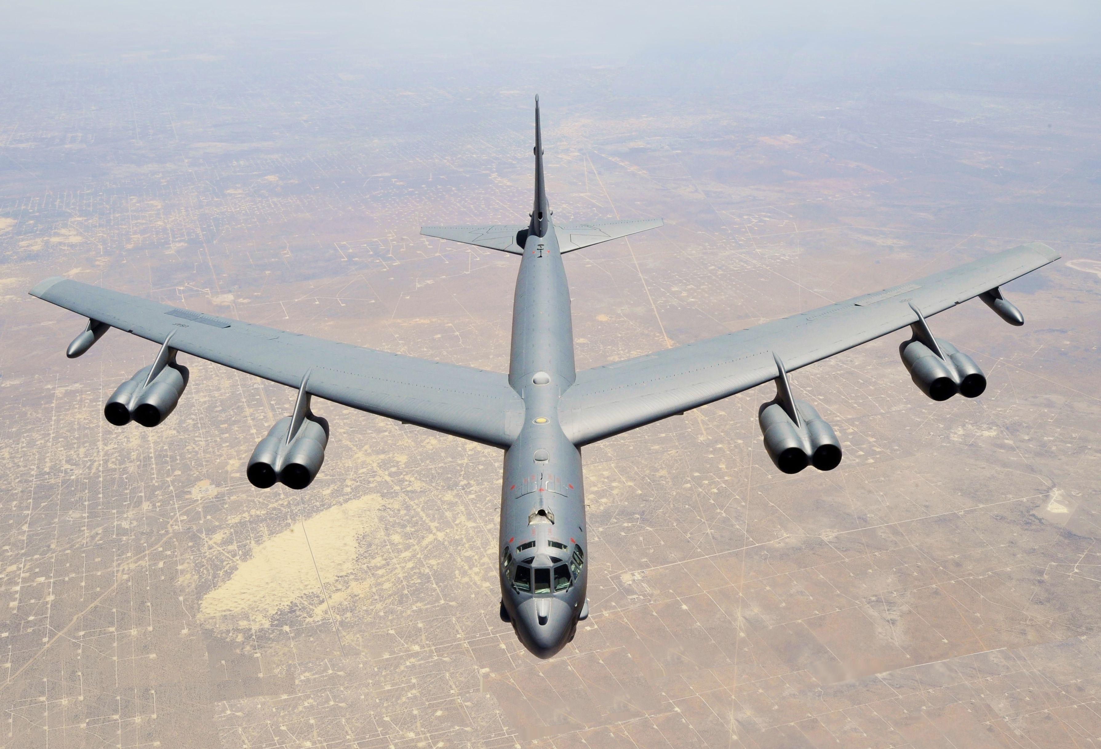 Resultado de imagen para B-52 Stratofortress