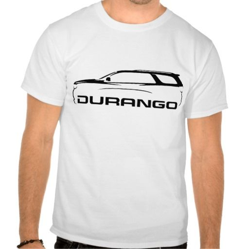 Dodge Durango Classic Car Design Tee T Shirt, Hoodie Sweatshirt